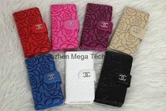 Sam S6 edge Designer brand iphone 5//6/6s plus PU leather phone case cover