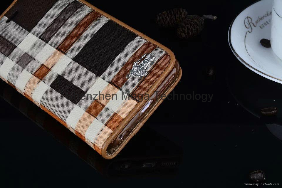 Burberry Wallet Phone Case