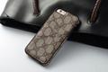 LV Gucc brand Cardslot back hard phone case for iphone 7 7 plus Sam S8 S8 plus