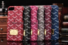 Goyard with letters hard PC phone case cover for iphone 7 7 plus