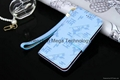 Hermes knurling cardslot wallet phone case cover folio for iphone 7 7plus
