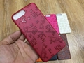 Hermes designer leather hard back cover for iphone 7 7plus 6 6plus