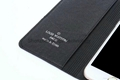 LV Louis Vuitton ultra leather ripple phone folio case cover for iphone 7 7plus