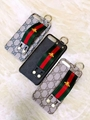 Gucc holder stand with buckle phone case