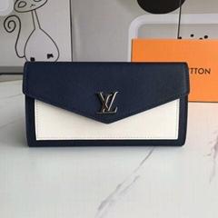 MYLOCKME Multiple wallet Creditcard holder Zipper coin purse