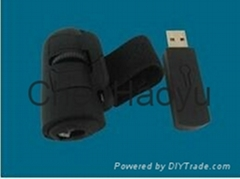 2.4G無線手指鼠標