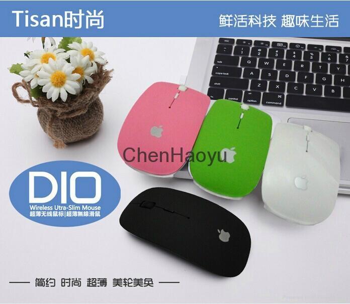 2.4G无线苹果鼠标 5