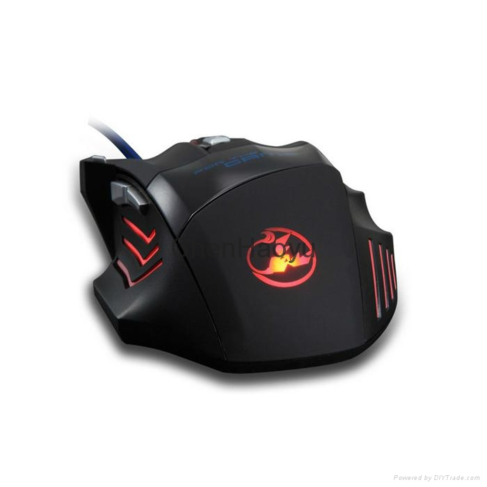 3200DPI Gaming Mouse  2