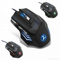 3200DPI Gaming Mouse