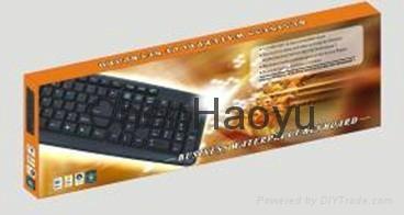 USB防水鍵盤 3