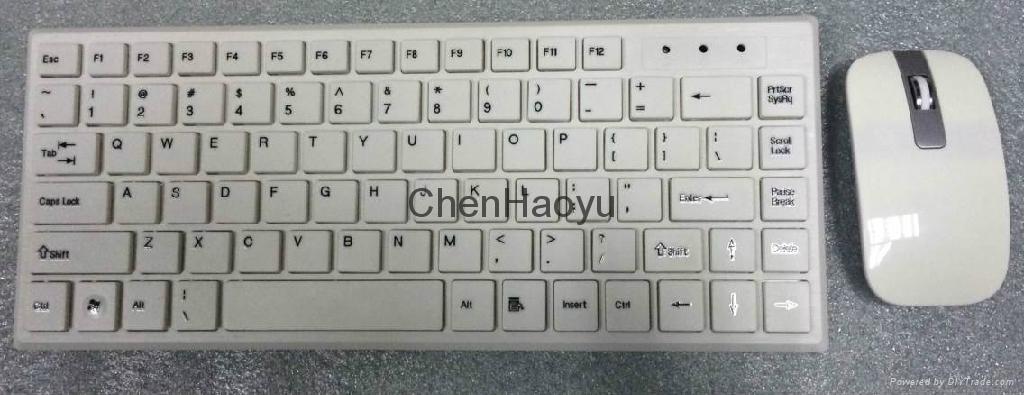 Bluetooth Keyboard mouse 5