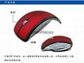 Folding  2.4GHz Wireless Mouse 2