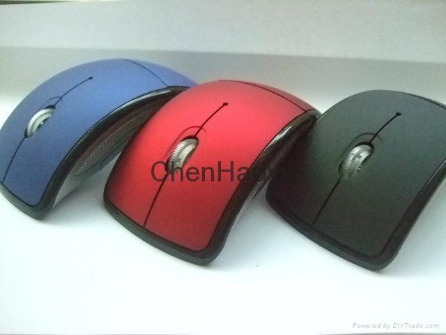 Folding  2.4GHz Wireless Mouse 1