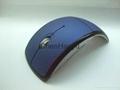 2.4G折疊無線鼠標 5