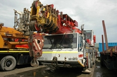 1995 DEMAG AC205  80TON AT CRANE FOR SALE