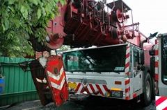 1996 DEMAG AC665SL  250TON AT CRANE FOR SALE