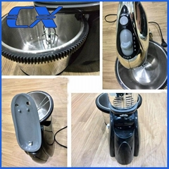 Kitchenaid stand hand mixer