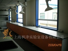 鋼木實驗台