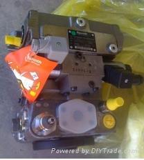 Rexroth A4VG Series A4VG56 A4VG71 A4VG90 A4VG125 Hydraulic Pump