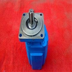 濟南液壓泵 裝載機JHP2100齒輪泵 JHP高壓液壓泵