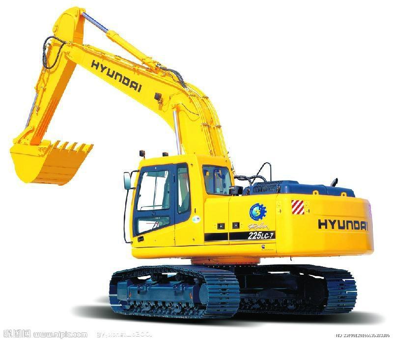 挖掘機 1