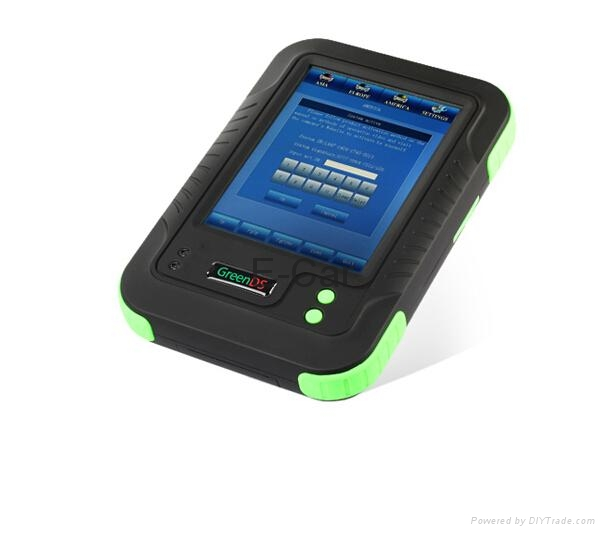 With mini printer inside and screenshot function universal car diagnostic tool 1