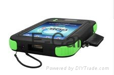 With mini printer inside and screenshot function universal car diagnostic tool 2