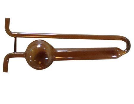 多孔玻板吸收管 1