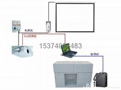多媒体讲桌BX1200