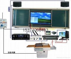 多媒體教學平台(投影機)FA2
