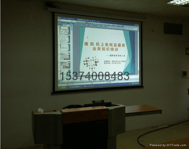 多媒體教學平台(投影機)FA2 2