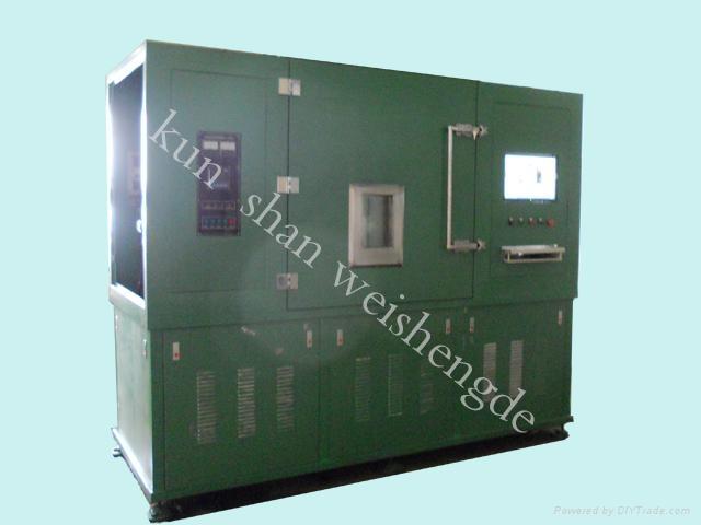 WSD-8841汽车球头拉杆高低温耐久试验机 1
