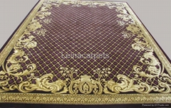 100% N.Z.WOOL Tufted Carpet