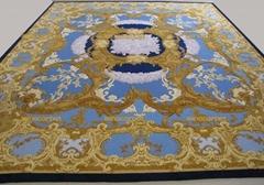 100% N.Z.WOOL Tufted Carpet