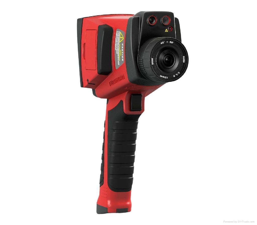 Guide EasIR™-9: High-end  Rugged EasIR Thermography  Infrared Camera 2