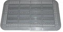 plastic doormat
