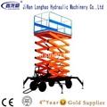 mobile hydraulic scissors lift