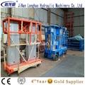 SJYL0.2-14 aluminum mast lift platform8