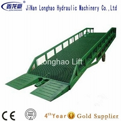 DCQY12-0.9mobile hydraulic yard ramp