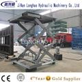 SJZ1.0-1.6 hydraulic scissor lift table