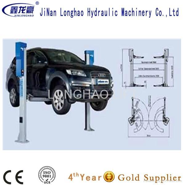 2 post hydraulic car lift 1