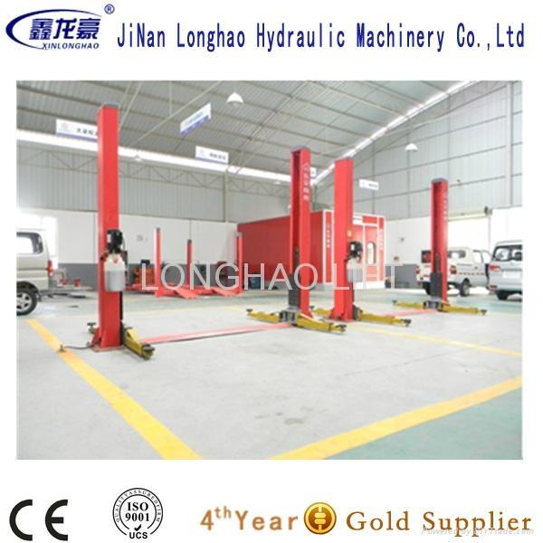 2 post hydraulic car lift 3