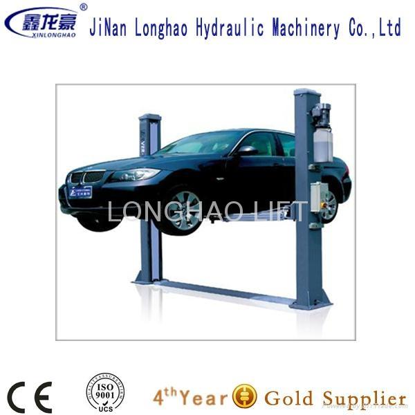 2 post hydraulic car lift 4