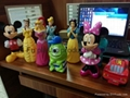 licensed character figure  ,Disney FAMA authorized toy factory