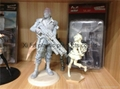 Animation figure character   3D molded injection figure toy, comic figure