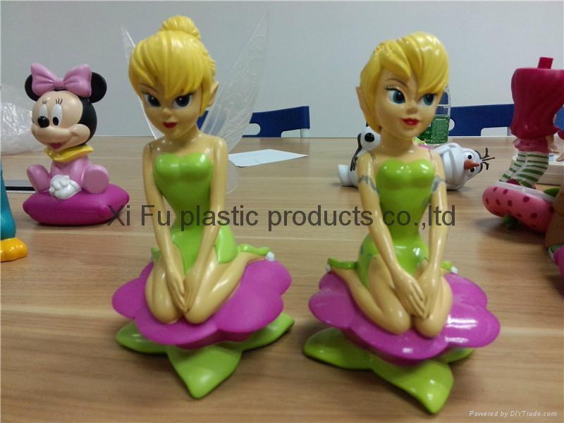 Plastic shampoo bottle  ,cosmetic bottle , blow molding bottle  5
