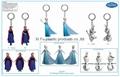 Disney licensed figure character products   custom made plastic figure