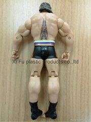 Articulated action figure