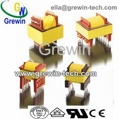 RM PQ ETD EFD EE EF ferrite core transformer for welding machine