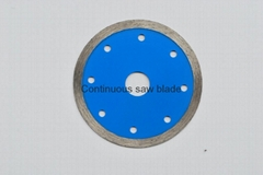 4.3''/110mm Continuous Saw blade